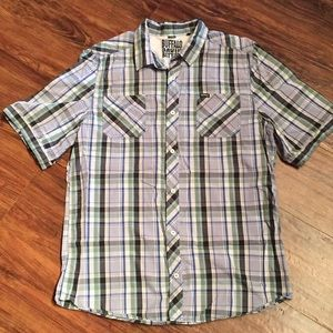 Buffalo David Bitton Men's XL Button-Up